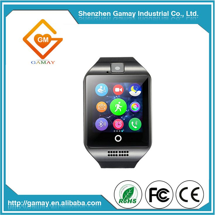 New Android Bluetooth Smart Wrist Fitness Mobile Watch Phones Watch Men
