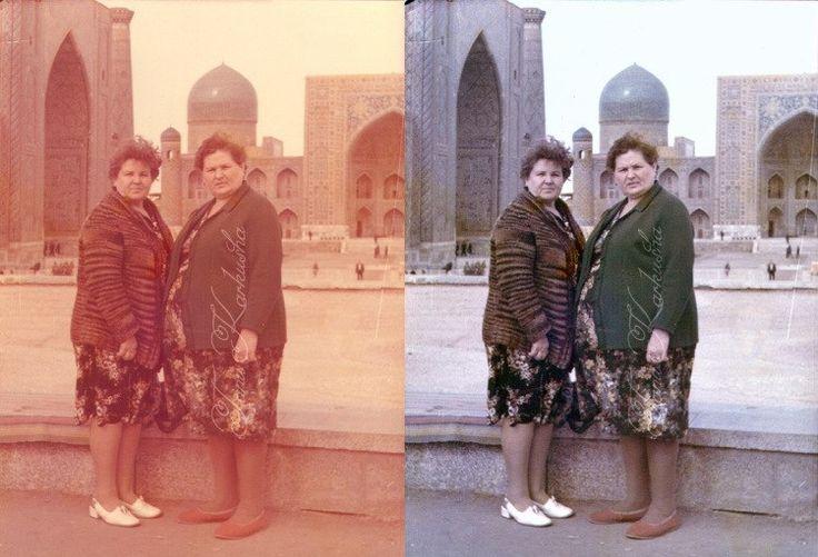 редактирование фотографий, реставрация и восстановленние старых фотографий, ретушь фотографий
