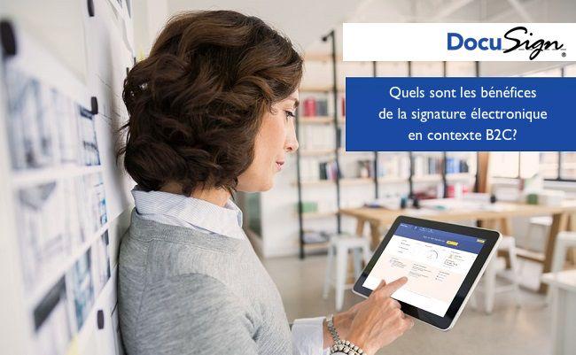 [Livre Blanc] Quels sont les bénéfices de la signature électronique en B2C? (Frenchweb)
