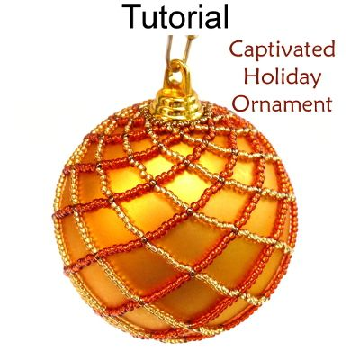 http://simplebeadpatterns.com/product/captivated-holiday-ornament/
