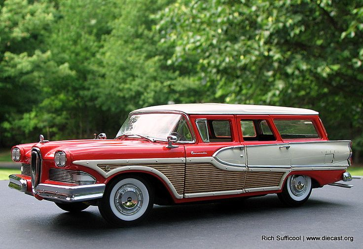 1958 Edsel Bermuda Station Wagon ★。☆。JpM ENTERTAINMENT ☆。★。