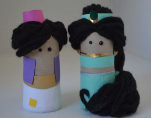 Aladdin & Jasmine #Disney #Aladdin