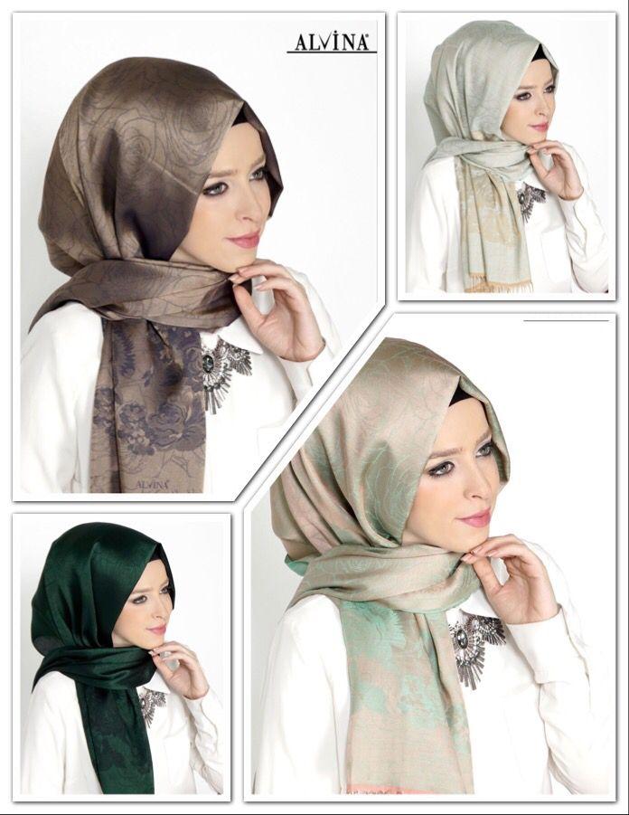 Mat renkler, parlak kumaşlar...Alvina Şallar size çok yakışacak.. #alvina #alvinamoda #alvinafashion #alvinaforever #hijab #hijabstyle #hijabfashion #tesettür #fashion #stylish #new #shawl #yenisezon
