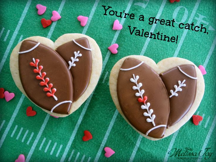 Show your love for your favorite team!   http://www.annclarkcookiecutters.com/product/heart-cookie-cutter-3-1-4/