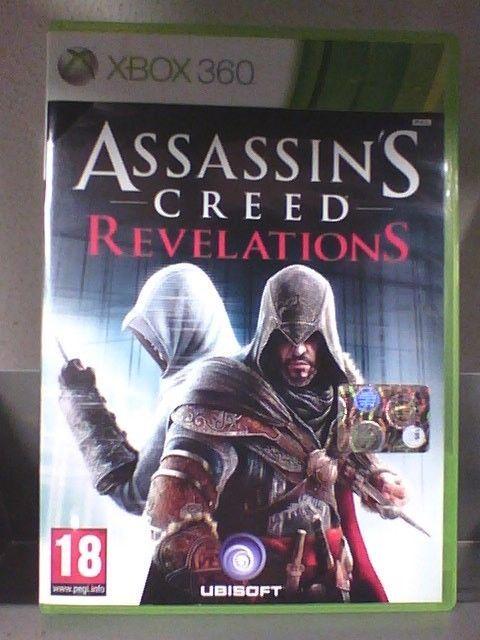 Assassin s Creed Revelations    XBOX360  ITA