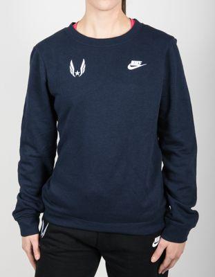 Nike USATF Women's Sportswear Crew Sweatshirt