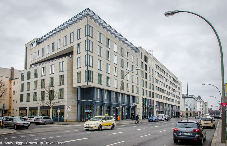 Hotel Review – art'otel berlin city center west, Germany