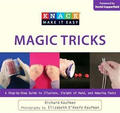 Magic #trick book knack #magic #tricks - #kaufman,  View more on the LINK: http://www.zeppy.io/product/gb/2/370883676438/