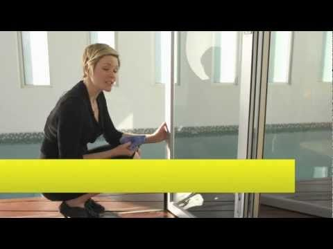 How to clean glass windows -- ENJO Window Cleaner