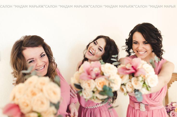 Подружки невесты!   Идеи для вдохновения здесь http://vk.com/public43284539