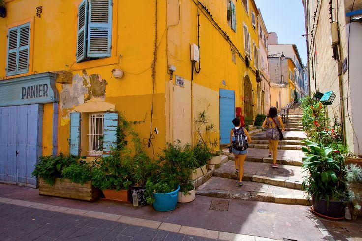 REPORTAGES 10 expériences à vivre à Marseille