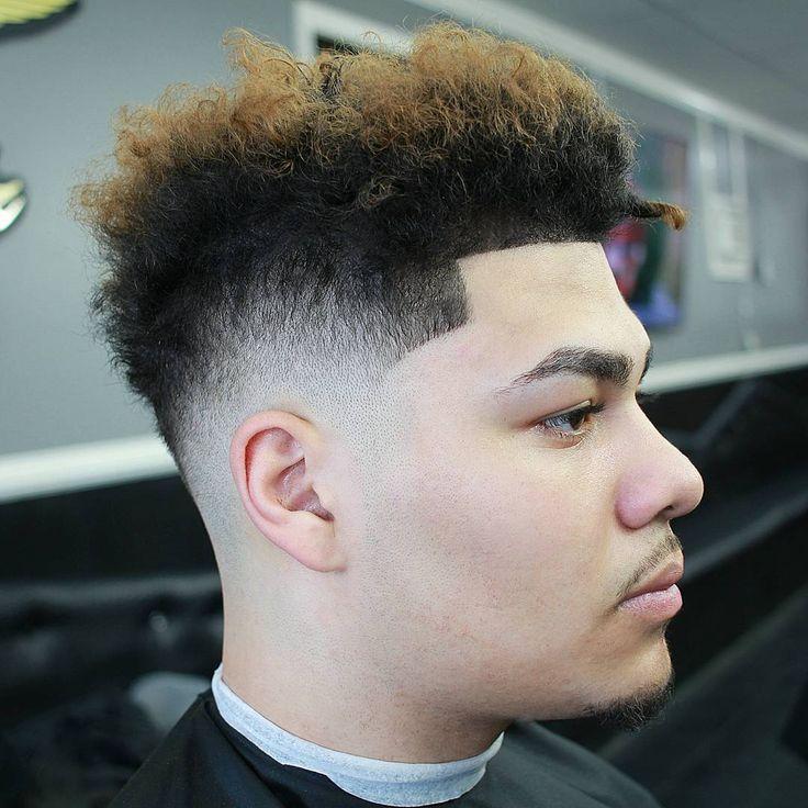 afro fade haircut ideas