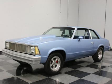 1980 Chevrolet Malibu 1980 Chevrolet Malibu For Sale | OldRide.com