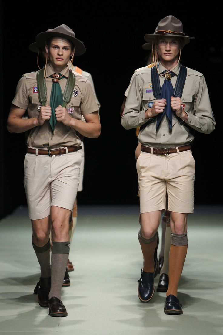 CAMPAMENTO SOLOiO SS 17 COLLECTION  www.soloio.com   #menfahion #fashionrow #menfashionrow #mentrends #SS17 #menstyle #boyscouts #inpiration