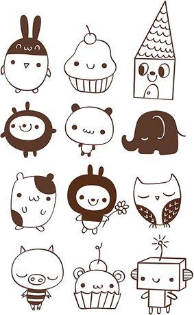 25 Best Images About Cute On Pinterest Drawings