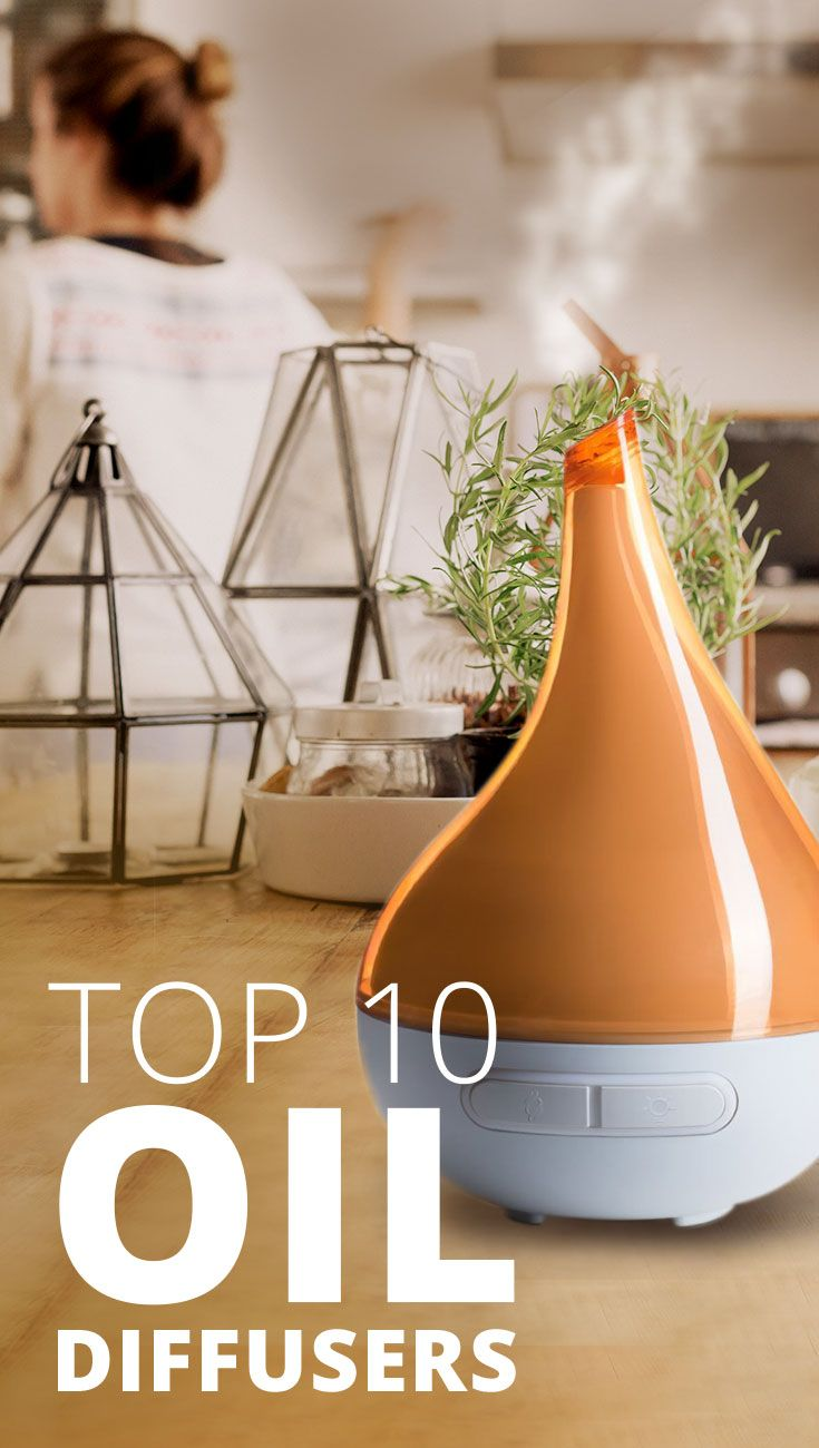 Diffusing oil has never been easier! Oil diffusers not only leave your home smelling great, but can have significant therapeutic benefits as well. Check out the Best Rated Oil Diffusers on Comparaboo.com