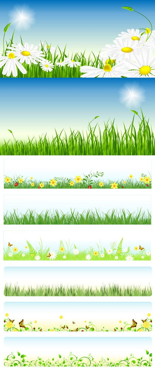 Grass vector clipart | Vector Graphics Blog