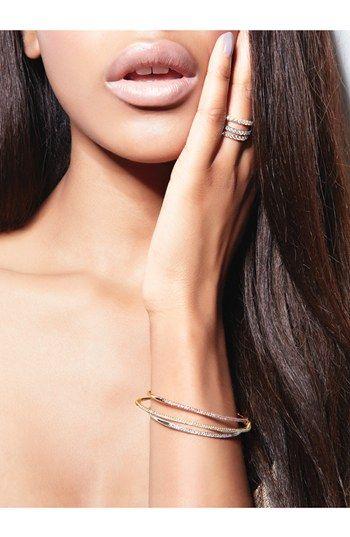 Bony Levy Skinny Diamond Bangle (Nordstrom Exclusive) | Nordstrom