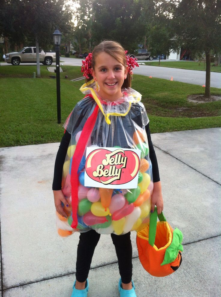 """Halloween Costumes 2013 """"Jelly Beans"""""""