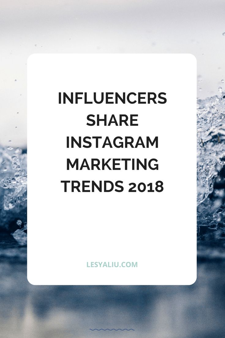 2017 has been a big year for Instagram community with the platform flourishing and expanding faster than ever. So many new and awesome features were added too! So, what does 2018 has in store for Instagram? I asked some of the biggest Instagram influencers from a variety of industries ranging...