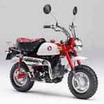 #birmingham Honda to End 50-Year History of Monkey Motorcycle (News)  Tokyo, March 24 (Jiji Press)—Honda Motor Co. said Friday that it will cease the production of the Monkey, a 50-cc motorcycle, at the end of August, putting an end to its 50-year history.