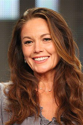Diane Lane's hairstyle is an effortless, fun way to wear long locks.