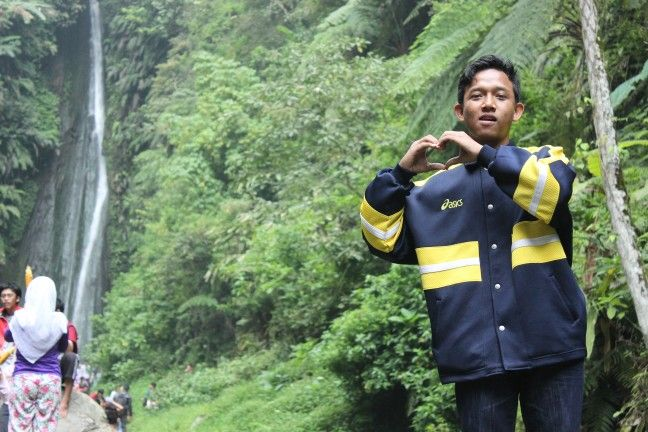 Kebun Raya Taman Wisata Cibodas di Cianjur, Jawa Barat
