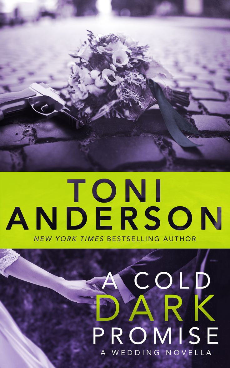 A Cold Dark Promise (Cold Justice #8.5) by Toni Anderson
