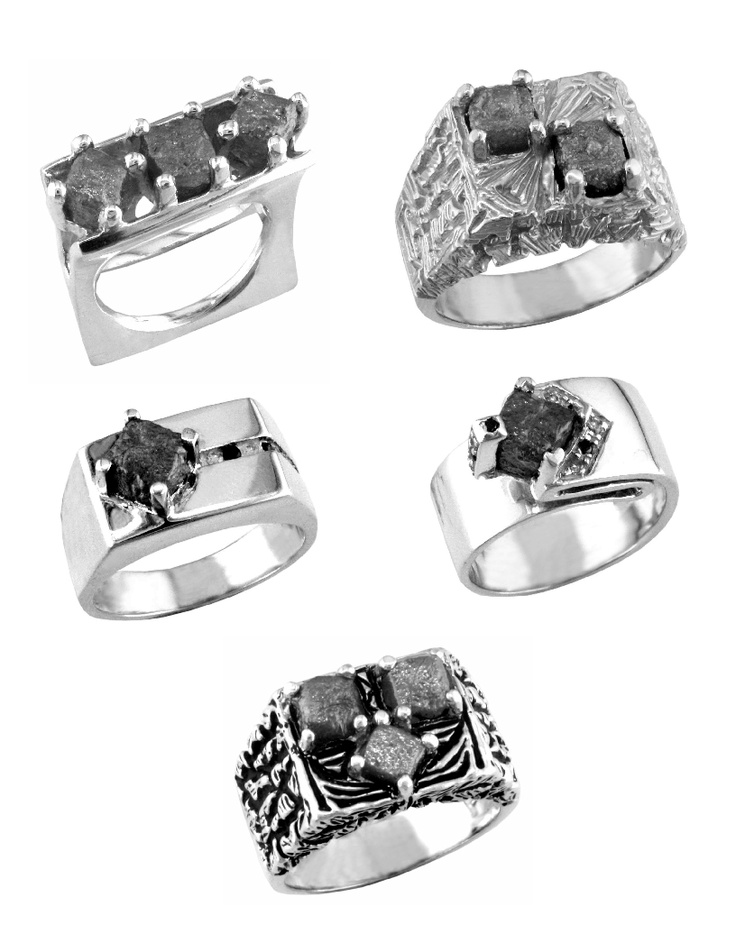 MANgagement- REAL MEN CAN WEAR DIAMONDS. Unique Canadian rough diamond jewellery, set in sterling silver or gold. NOT EVERYONE CAN HAVE ONE.  For more info ashechtm@rogers.com