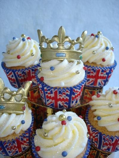 very british cupcakes