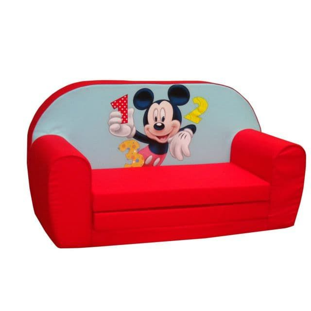 canap convertible mickey mouse disney b b gavroche chambre joachim pinterest disney. Black Bedroom Furniture Sets. Home Design Ideas