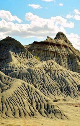 Dinosaur Provincial Park, Canada