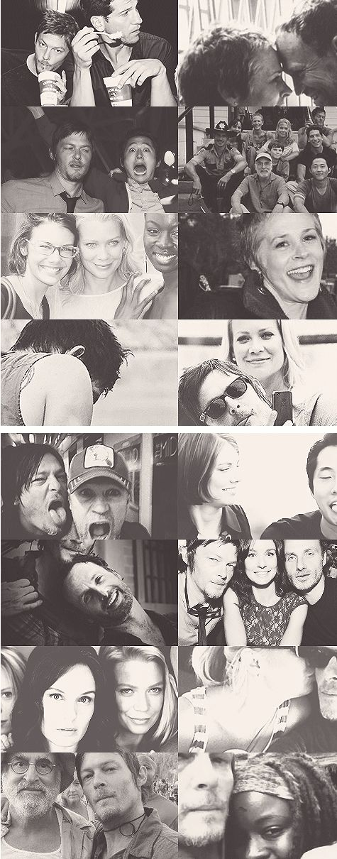 Friends Forever ♡ #TWD