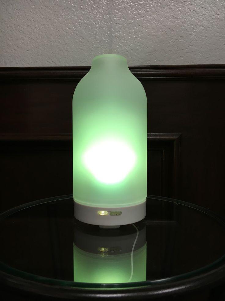 Beautiful Classic Glass Diffuser / Humidifier