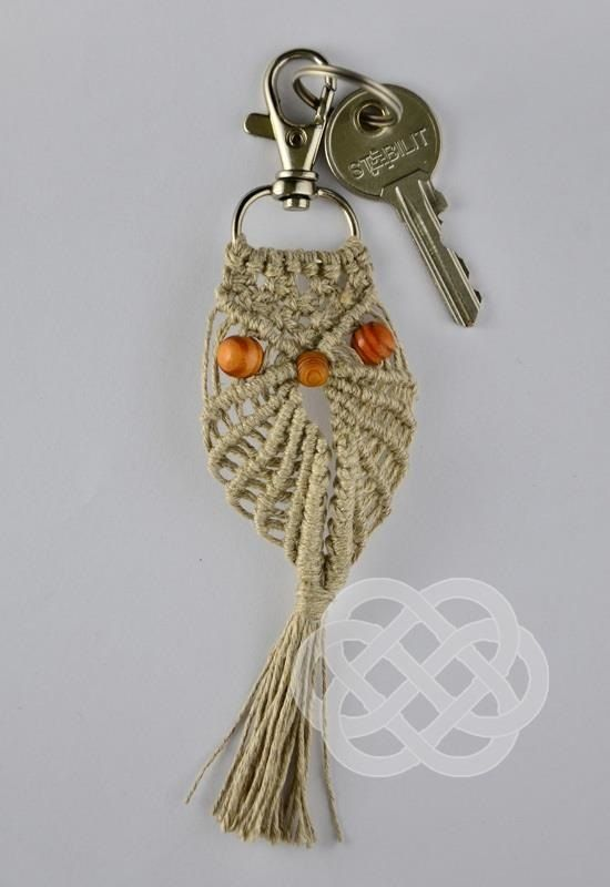 Macrame Owl - Decoration for keys / key ring or necklace / How to / DIY Video: . Macrame School - YouTube. Macrame is a form of textile-making using knotting rather than weaving or knitting. We will offer training in Macrame. Subscribe to Channel! Macrame and various useful things for everyone by MacrameSchool. Macrame is a form of textile-making using knotting rather than weaving or knitting.