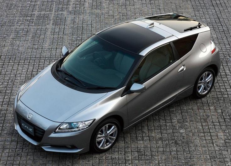 2011 Honda CR Z