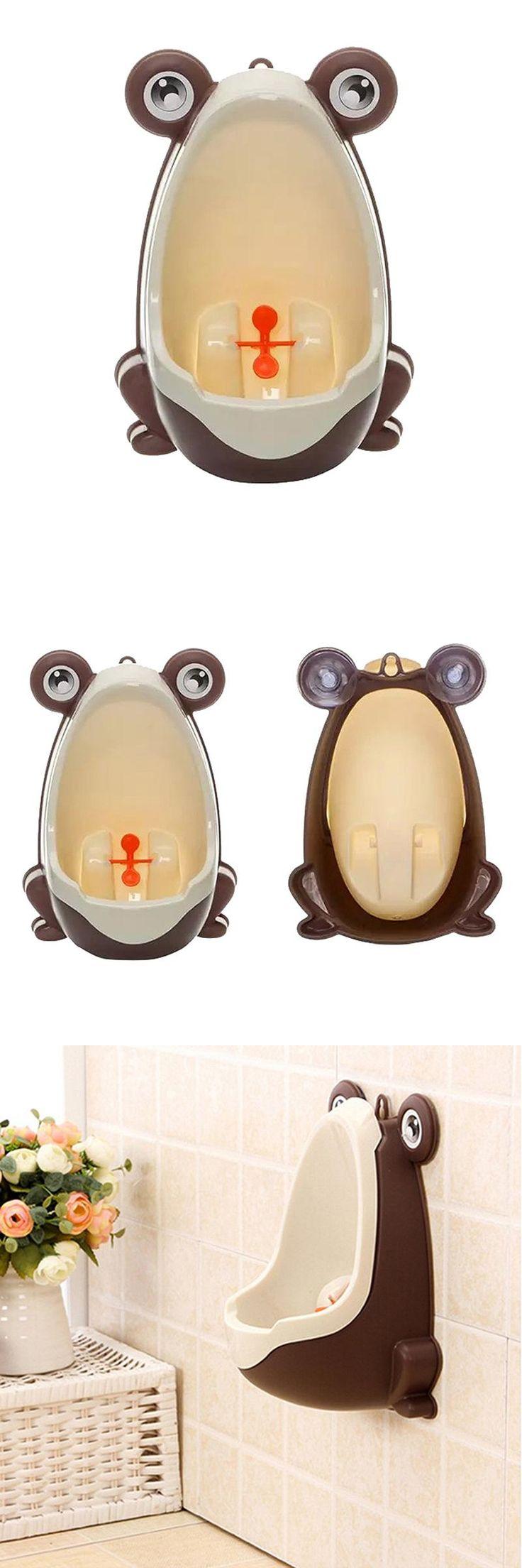 Frog bathroom set -  Visit To Buy New Frog Children Potty Toilet Training Kids Urinal For Boys Pee
