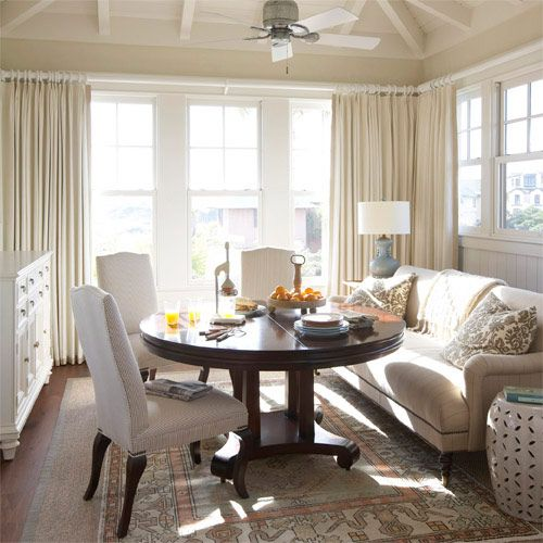 Urban Grace Interiors dining table