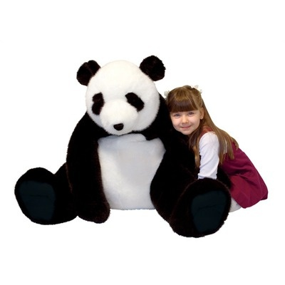 Melissa and Doug Giant Plush Stuffed Animal Panda