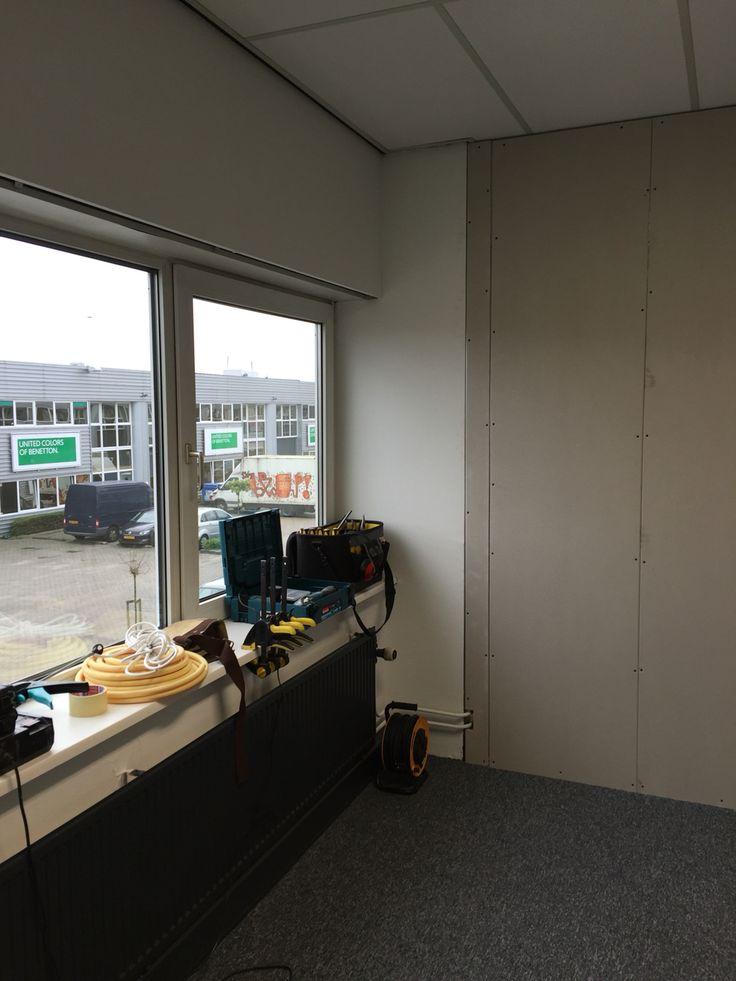 #interiordesign & #production for #rawdesign & #vachtenzo #office #building  #workinprogress