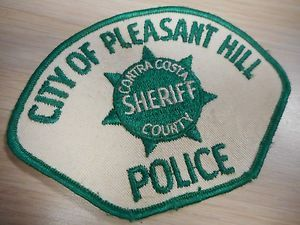 Old-style-Pleasant-Hill-California-police-patch