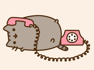 12 Times Pusheen The Cat Perfectly Described Your Mood | The Odyssey