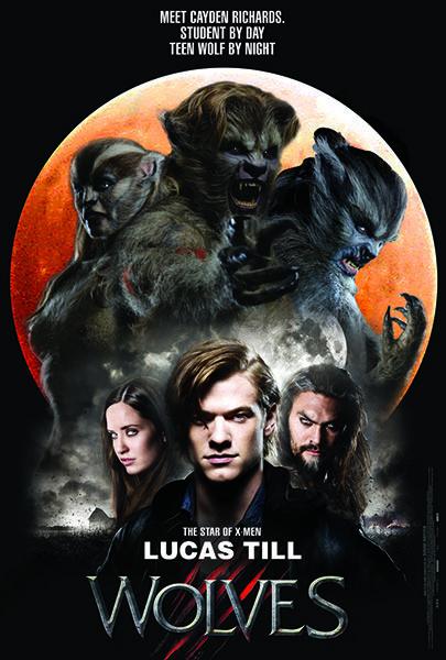 """Wolves"" Director David Hayter Mentored by Bryan Singer"