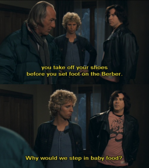 Blades Of Glory. Lol.