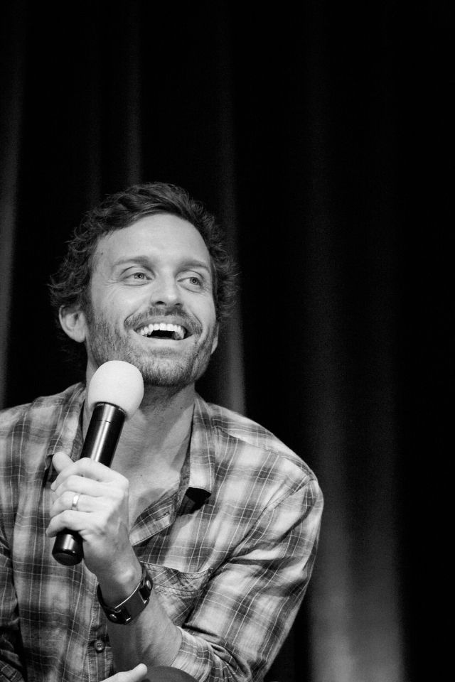 Rob Benedict, ChiCon 2012