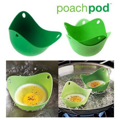"I don't really like eating eggs, but I am pretty sure these ""pods"" could change my mind"