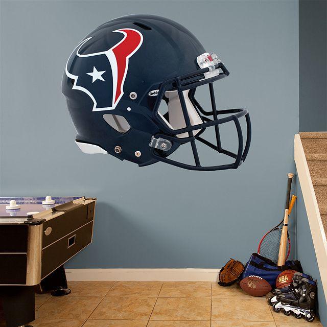 Houston Texans Helmet