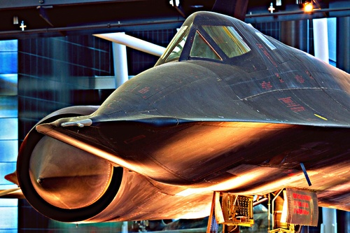 SR-71; Give me a place to die, I choose the sky, away from everyone :)