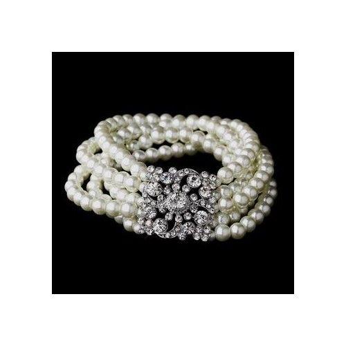 Bracelet de mariage  Jeanne €34