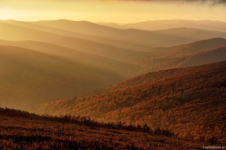 Amazing sunset, mountains - more: https://digitalphoto.pl/en